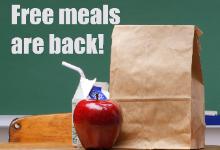 School Lunch Info