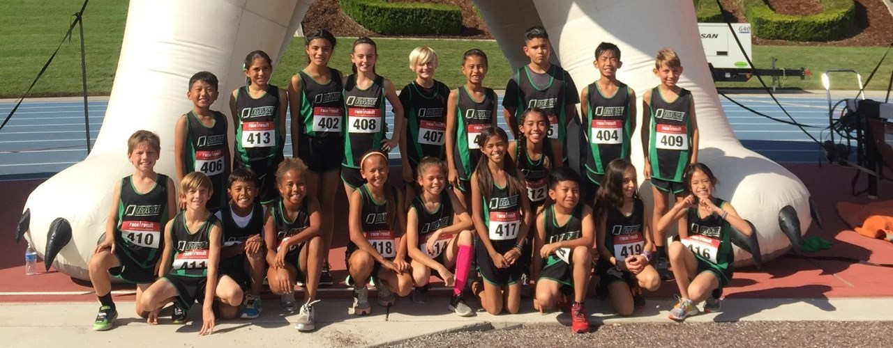 Cross Country District Team
