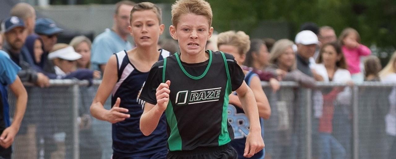 Oraze track race