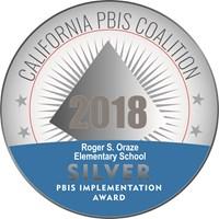 PBIS Award Image